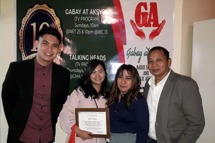 ga award