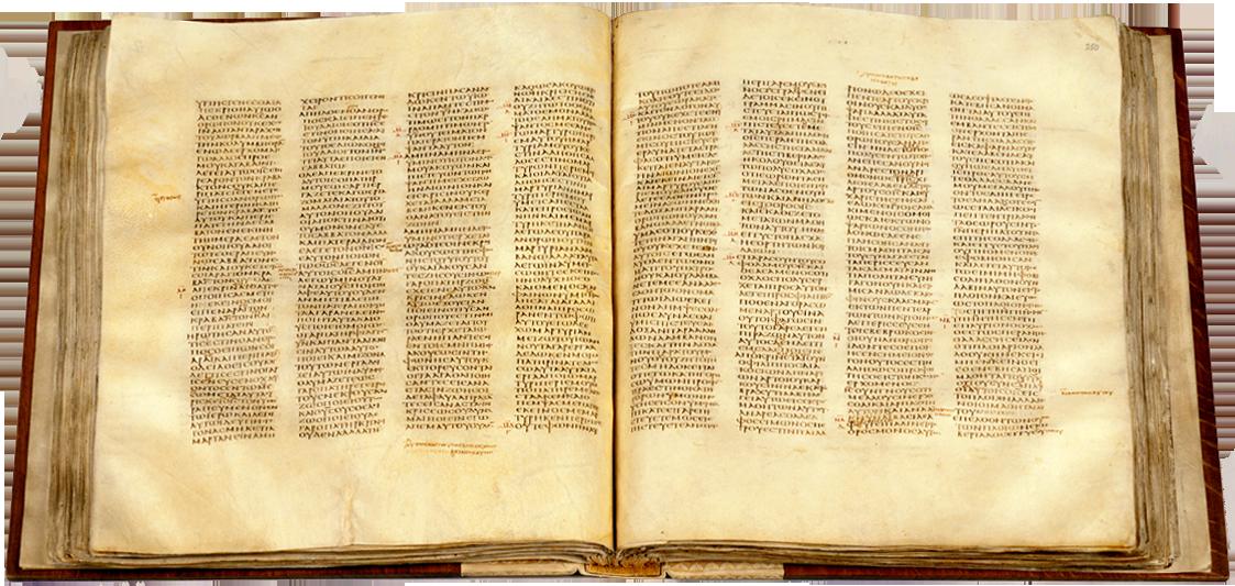 codex sinaiticus 4 AD